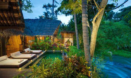 Suite Bidadari una Habitación - Fivelements Retreat Bali - Bali