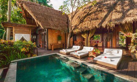 Suite Bidadari dos Habitaciónes - Fivelements Retreat Bali - Bali