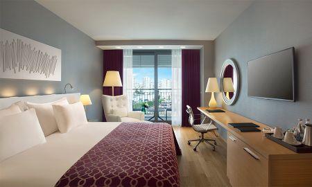 Deluxe Room - City View - Akra Hotel - Antalya