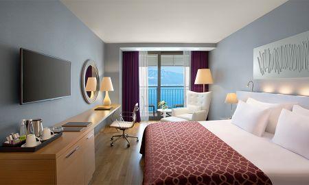 Deluxe Room - Sea View - Akra Hotel - Antalya
