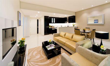 Suite une Chambre - Vue sur Centre-Ville - DAMAC Maison Canal Views - Dubai
