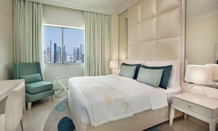 Suite deux Chambres - Vue sur le Dubai Mall - DAMAC Maison Mall Street - Dubai