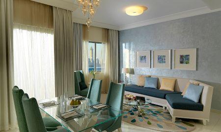 Suite Trois Chambres - Vue sur le Dubai Mall - DAMAC Maison Mall Street - Dubai