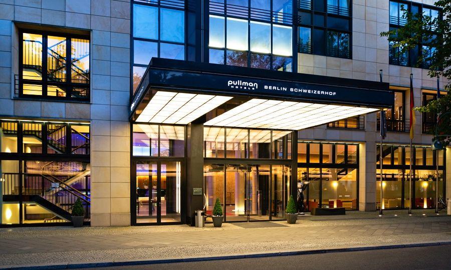 Hotel Pullman Berlin Schweizerhof Reservierung Informationen