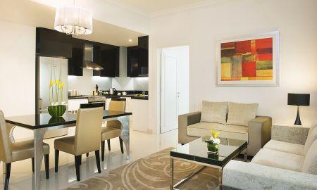 Suite une Chambre - Vue Ville - DAMAC Maison De Ville Breeze - Dubai
