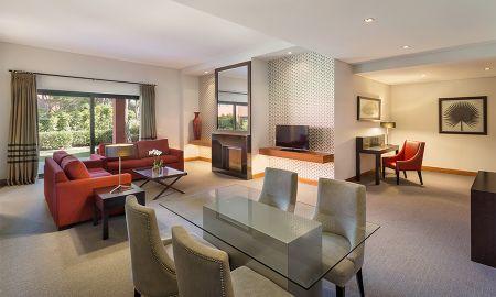 Suite Supérieure Deux Chambres - Sheraton Cascais Resort - Lisbonne