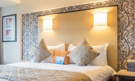 Chambre Standard Économique - Danubius Hotel Regents Park - Londres