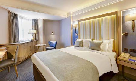 Chambre Deluxe Twin ou Double - Danubius Hotel Regents Park - Londres