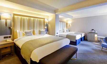 Chambre Deluxe Familiale - Danubius Hotel Regents Park - Londres