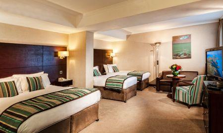 Стандартный семейный номер - Danubius Hotel Regents Park - London