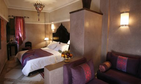 Suite Double - Riad Al Rimal - Marrakech
