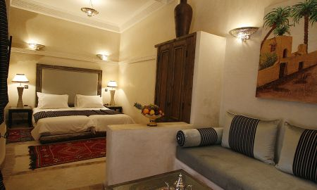 Suite Twin - Riad Al Rimal - Marrakech