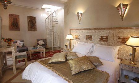 Suite Deluxe - Riad Al Rimal - Marraquexe