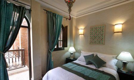 Habitación Doble - Riad Al Rimal - Marrakech