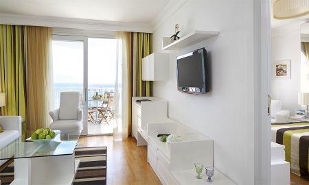 Suite Vista Mare - Una Camera - Un soggiorno - Sianji Well-being Resort - Bodrum