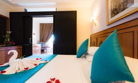Habitación Familiar Grande - Vista Piscina - Aqua Fun Club Marrakech - All Inclusive - Marrakech