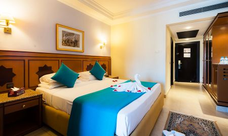 Chambre Deluxe Vue Jardin - Aqua Fun Club Marrakech - All Inclusive - Marrakech