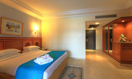 Grande Chambre Familiale Vue Piscine - Aqua Fun Club Marrakech - All Inclusive - Marrakech