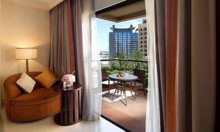 Fairmont King Room - View - Fairmont The Palm - Dubai