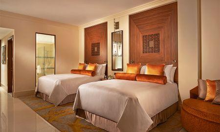 Fairmont Twin Room - Fairmont The Palm - Dubai