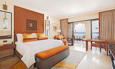 Fairmont Room - Partial Sea View - Fairmont The Palm - Dubai