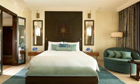 Corner One Bedroom Suite - Fairmont The Palm - Dubai