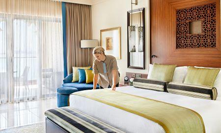 Fairmont Club Room - Fairmont The Palm - Dubai