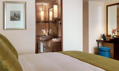 Fairmont Deluxe Twin Room - Sea View - Fairmont The Palm - Dubai
