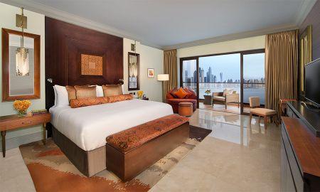Fairmont Gold King Room - View - Fairmont The Palm - Dubai