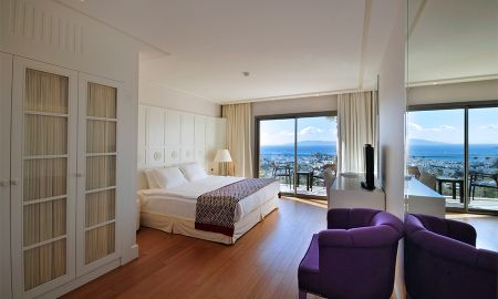 Camera Luxury - Vista Mare - Grand Yazici Bodrum Hotel - Bodrum