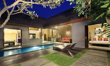 Villa Dos Dormitorios - Indiana Kenanga Villas - Bali