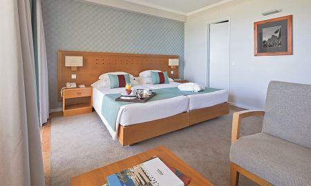 Chambre Standard Double ou Twin - Vue Mer - Eurotel Altura - Algarve