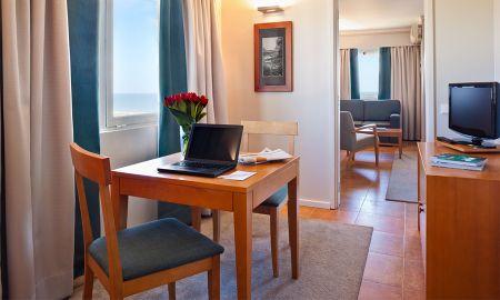 Suite Familiale - Vue Mer - Eurotel Altura - Algarve