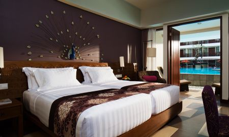Habitación de Lujo - Acceso Piscina - Sun Island Hotel Kuta - Bali