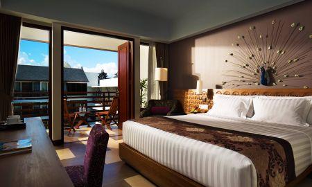 Habitación Deluxe - Sun Island Hotel Kuta - Bali