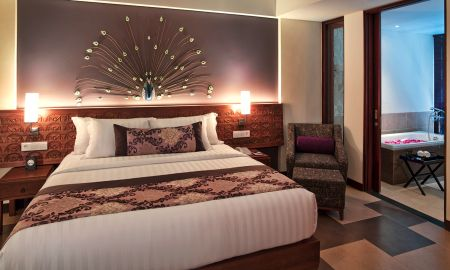Suite - Sun Island Hotel Kuta - Bali
