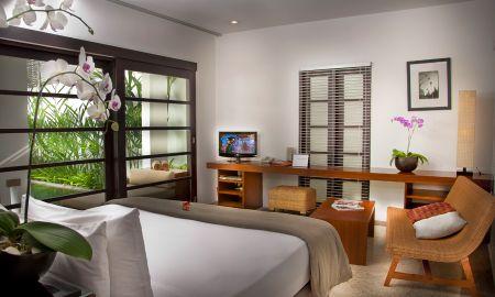 Villa mit einem Schlafzimmer - Privat-Pool - Uma Sapna - Bali