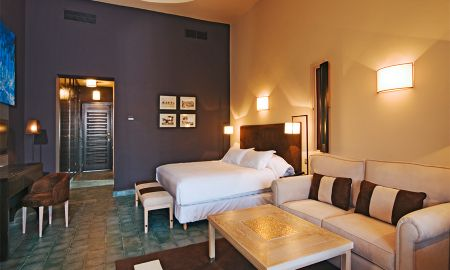 Suite Junior - Vue Piscine - Domaine Des Remparts Hotel & Spa - Marrakech