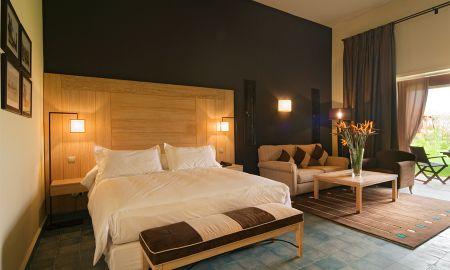 Suite Junior - Vue Jardin - Domaine Des Remparts Hotel & Spa - Marrakech