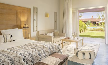 Suite Junior Vista Piscina - Domaine Des Remparts Hotel & Spa - Marrakech