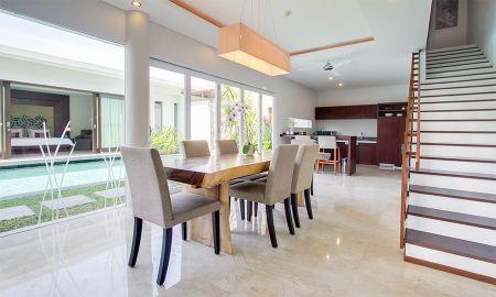 Villa Deux Chambres Avec Piscine - Amadea Resort And Villas - Bali
