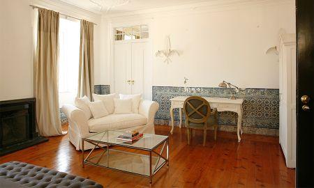Chambre Exécutive - Palacio Ramalhete - Lisbonne