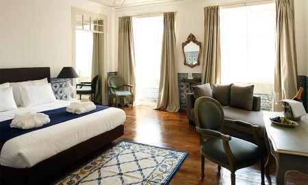 Chambre Suite - Palacio Ramalhete - Lisbonne
