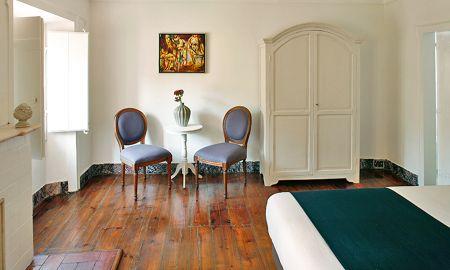 Chambre Supérieure - Palacio Ramalhete - Lisbonne