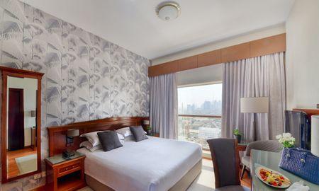 Economy Zimmer - Majestic City Retreat - Dubai