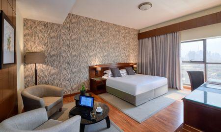 Premium zimmer - Majestic City Retreat - Dubai