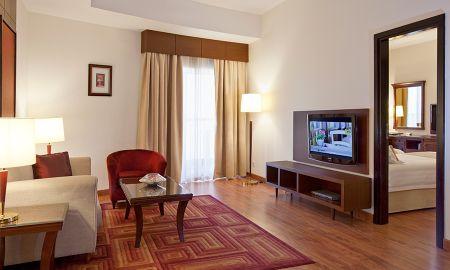 Suite Exécutive - Majestic Hotel Tower - Dubai