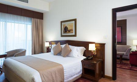 Suite Familiale - Majestic Hotel Tower - Dubai