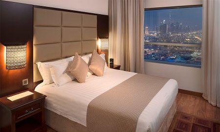 Chambre Classique Double ou Twin - Majestic Hotel Tower - Dubai