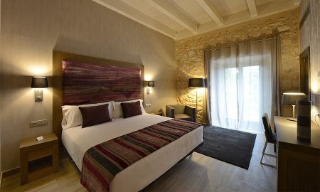 Double Room - SPA Access - Castilla Termal Monasterio De Valbuena - Valladolid